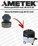 SR 151e-as Saug Motor Ametek für Staubsauger FASTO