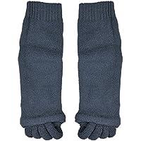 SODIAL(R) Comfort-Massage-Zehe Alignment Socks - Stretch entlasten Schmerz ausrichten Toes Abscheider-Grau preisvergleich bei billige-tabletten.eu