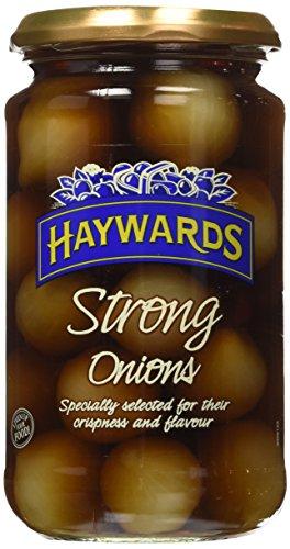 Haywards oignons forts (454g) - Paquet de 6