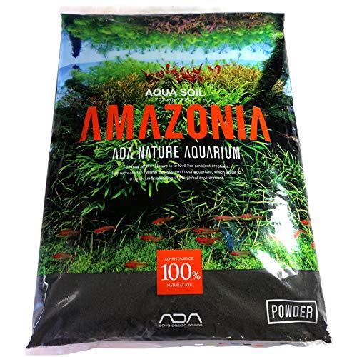 Ada Amazonia Soil Powder Vollständige Nahrungsgrundlage für Aquarien 9L