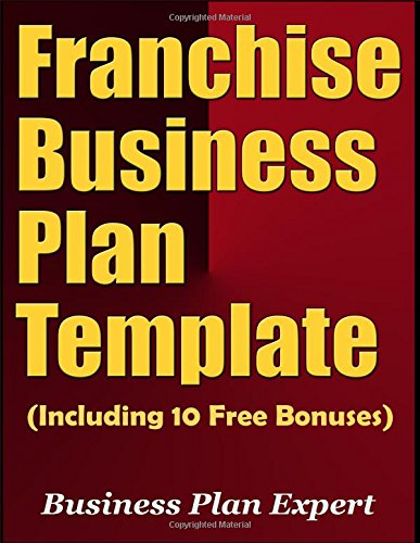 Franchise Business Plan Template (Including 10 Free Bonuses)