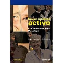 Envejecimiento activo: Contribuciones de la Psicología