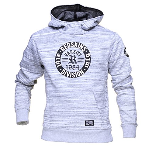 Redskins - Sweat Wyoming Grey Melanged - Couleur Gris - Taille 12 ans