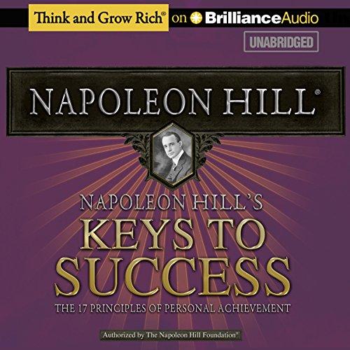 Napoleon Hill's Keys to Success  Audiolibri