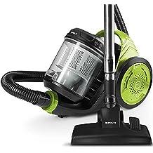 Polti Forzaspira C150 Aspirador ciclónico sin bolsa, 700 W, 1.8 Litros, 76 Decibeles