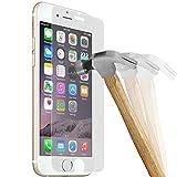 wortek Premium 3D Touch 9H Hartglas für Apple iPhone 6 / 6S (4,7