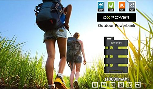 DXPower </br>10000mAh </br>Outdoor - 7