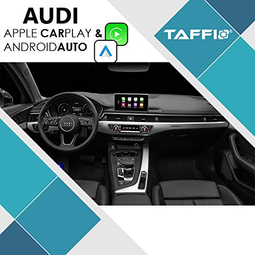 TAFFIO® Audi A3 A4 A5 S5 Q2 Q5 Q7 Carplay Androidauto Screen Mirroring Kamera Interface
