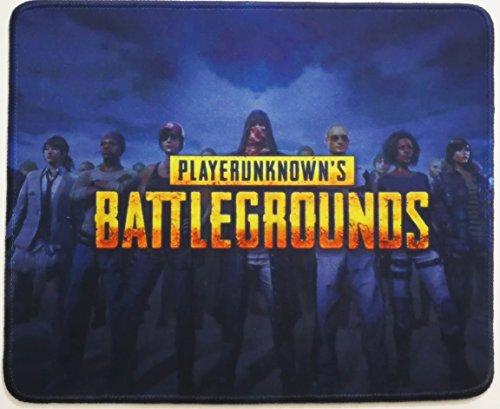 Mauspad, rutschfest, Gummi, 30,5 x 25,4 cm, HD PUBG PLAYERWN'S BATTLEGROUNDS Gaming Collection - Hd-gummi