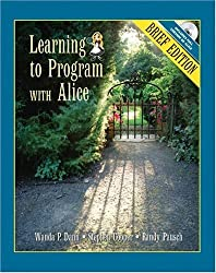 Learning to Program with Alice, Brief Edition by Wanda P Dann (2006-07-03)