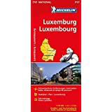 Luxemburg (Michelin Nationalkarte)