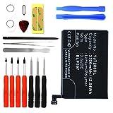 Cellonic® Premium Akku für OnePlus 2 (A2001 / A2003 / A2005) (3300mAh) inkl. Werkzeug-Set BLP597 Ersatzakku Batterie Wechselakku
