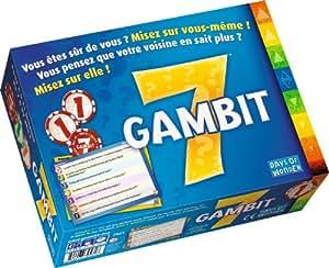 Asmodee - GS01 - Jeux de Société - Gambit 7