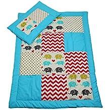 10 Diseños 2 Tamaños-se adapta a cuna o cotbed Corazones 7 un bebé cama conjunto