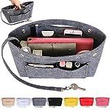 Taschenorganizer Filz, LV Taschen Organizer, Innentaschen für Handtaschen mit...
