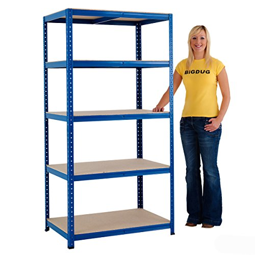 garage-shelving-5-level-boltless-storage-200kg-udl-3-sizes-available-value-shelving-racking-600mm-de