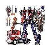 ILTOYS Transformers Wei Jiang Leader Class Evasion Mode Optimus Prime