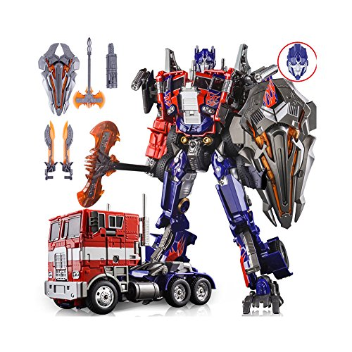 ILTOYS Transformers Wei Jiang Leader Class Evasion Mode Optimus Prime