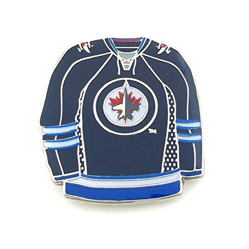 Winnipeg Jets Jersey Pin