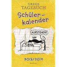 Gregs Tagebuch - Schülerkalender 2013-14