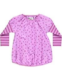 Phister & Philina Baby Girls' Dicte Heart Kleid Dress