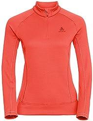 Odlo Damen Midlayer 1/2 Zip Inyo Pullover & Sweatshirts