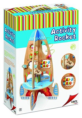 cayro-8101-cohete-abaco-multi-activites-madera-40-x-62-x-40-cm