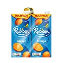 Rubicon Still Mango Juice Drink Cartons, 4 x 1 L