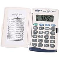 Aurora-HC-165 calcolatrice, colore: bianco, 94 x 9,5 x 57 mm -  Confronta prezzi e modelli