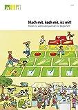 Mach mit, koch mit, iss mit! - Poster zur aid-Kinderpyramide mit Begleitheft