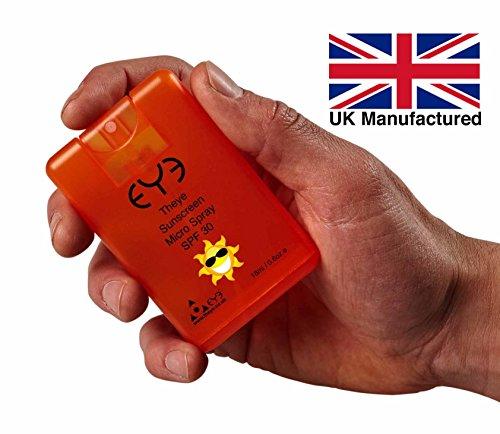 Spray Sonnenmilch (Sonnenschutz-Mikrospray mit LSF 30 - alkoholfrei und hautfreundlich - 2 Stück)