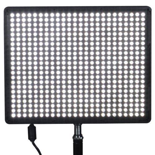 Aputure Amaran AL-528S LED Éclairage Studio Photo 528 LEDs Projecteur Température de Couleur Variable 30W pour Caméra Vidéo