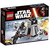 LEGO - 75132 - Star Wars - Jeu de Construction - Pack de combat du Premier Ordre