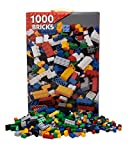1000 Pieces Building Bricks Blocks Toys Colourful Toy - Best Reviews Guide