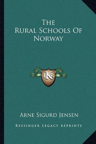 The Rural Schools of Norway