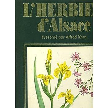 L'herbier d'Alsace