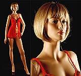 Euroton K4698Mannequin de vitrine - Personnage féminin de vitrine - Mannequin femme