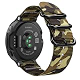 FINTIE Bracelet pour Garmin Forerunner 235/220 / 230/620 / 630 / 735XT Montre de...