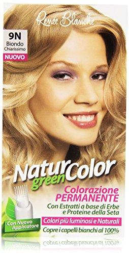 Renée Blanche - Natur Color, Colorazione Permanente, 9N Biondo Chiarissimo
