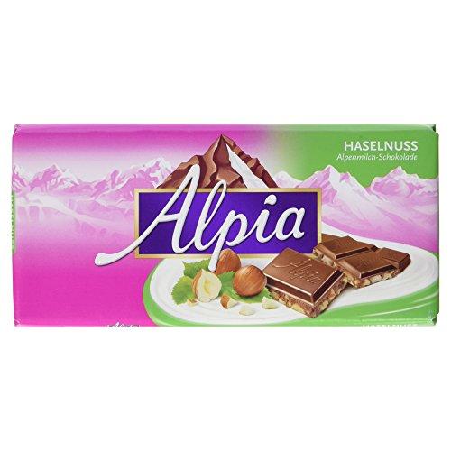 Alpia Schokolade Haselnuss, 100 g