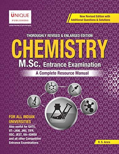 M.Sc. Chemistry