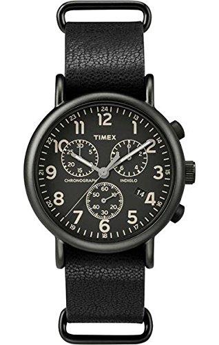 Timex TW2P62200 - Reloj de pulsera para hombre, negro/negro