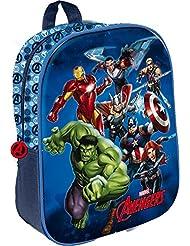 Star Licensing Marvel Avengers - Zainetto Medio Zainetto per bambini, 32 cm
