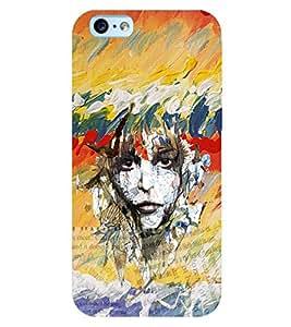 PRINTSWAG GIRL ART Designer Back Cover Case for Apple Iphone 6s
