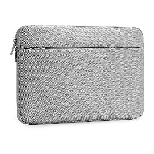 """A Tailor Bird Housse de Protection Ordinateur 13-13.3"""", Pochette PC Portable Ultrabook Sacoche Laptop Compatible 13-13.3 Pouces - Gris Clair"""
