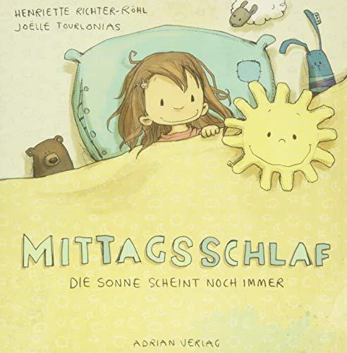 Mittagsschlaf Buch: Kinderbücher ab 1 Jahr (Bilderbuch ab 1-3 Mädchen und Jungen)