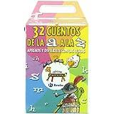 32 Cuentos de la A a la Z (Castellano - A Partir De 3 Años - Libros Didácticos - El Zoo De Las Letras)