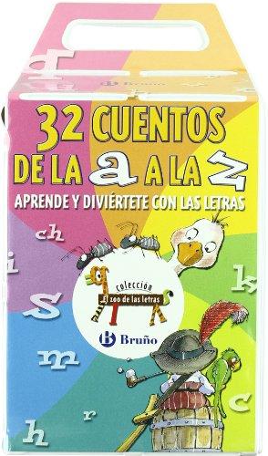 32 Cuentos de la A a la Z (Castellano - A Partir De 3 Años - Libros D