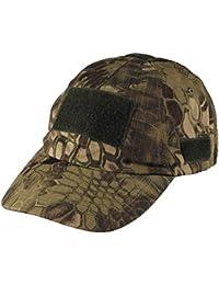 Einsatz-Cap, mit Klett