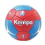 Kempa Handball Spectrum Training Profile, Mehrfarbig (rot/kempablau/weiß), 1, 200186202